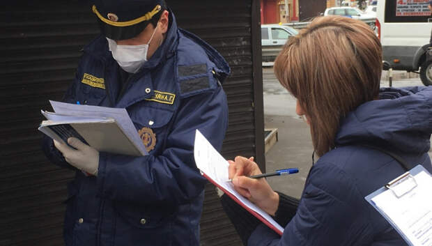 Госадмтехнадзор выявил 824 нарушителя самоизоляции в Подмосковье за неделю