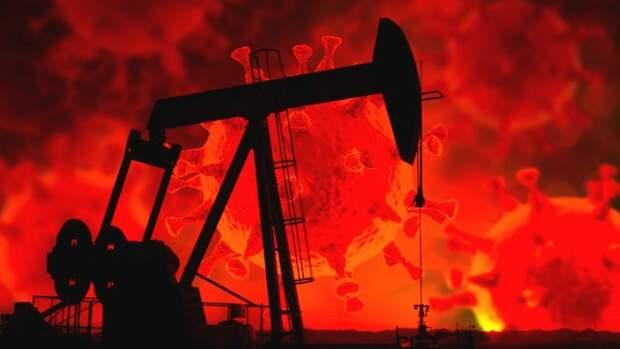 Нефтяные мейджоры недосчитались прибыли напороге коронавируса
