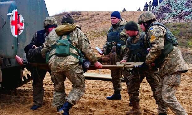 «Всушники» получили тяжёлые ранения, выполняя преступный приказ: сводка с Донбасса (ФОТО)