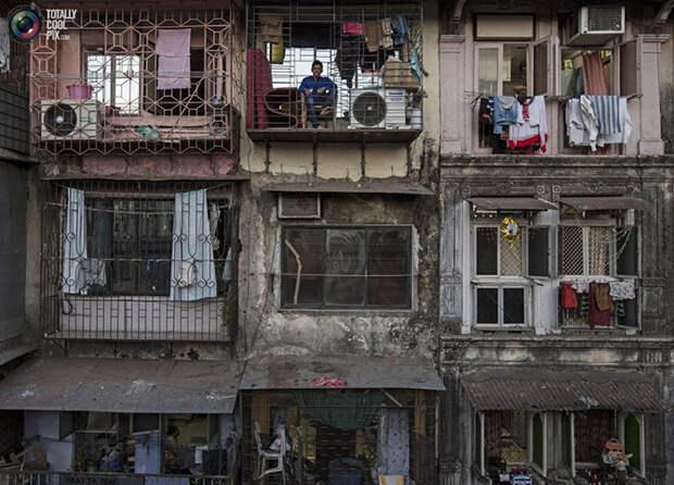 Жилые дома Мумбаи