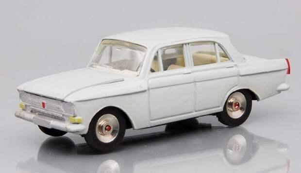 Цельнолитой «Москвич-412» авто, автомобили, коллекционирование, масштабная модель, моделизм, модель автомобиля, хобби