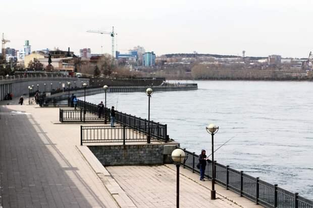 Режим самоизоляции для пенсионеров в Иркутской области снят