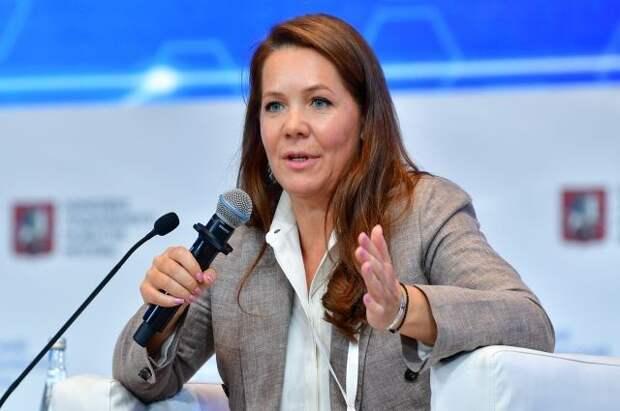 Ракова рассказала о принципах цифровизации социальной сферы Москвы