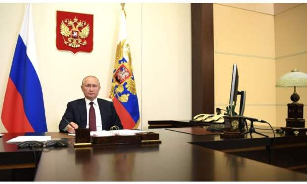 Путин назвал главные качества управленца