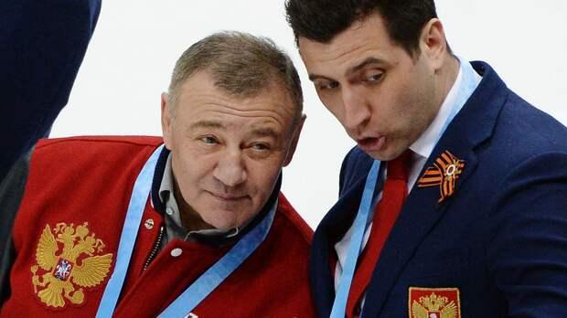 Как Роман Ротенберг захватывал российский хоккей. От знакомства с Медведевым до свержения Знарка и диплома тренера