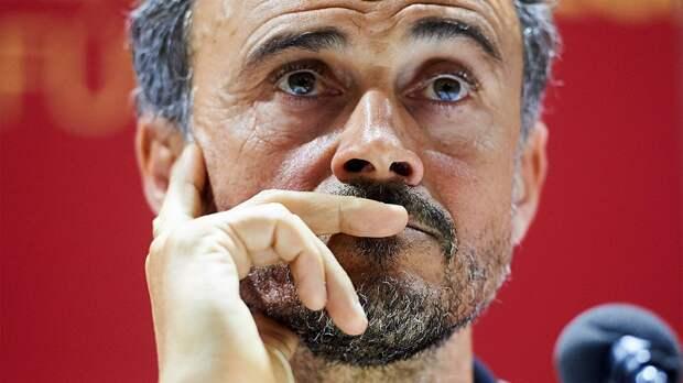 Луис Энрике объяснил, почему в заявке сборной Испании 24 игрока, а не 26
