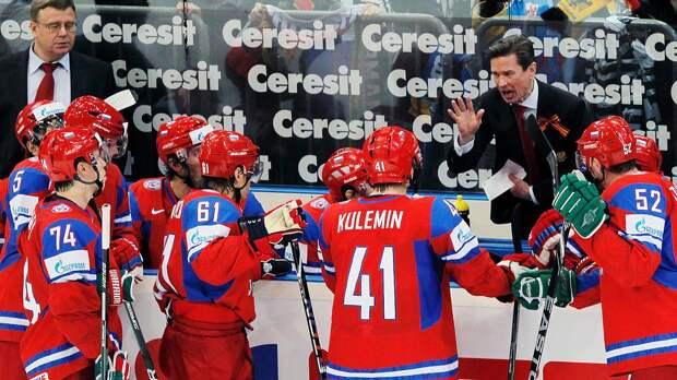 Роковая ошибка Капризова и шикарный гол Кайгородова. Как Россия играла с Канадой в четвертьфиналах ЧМ