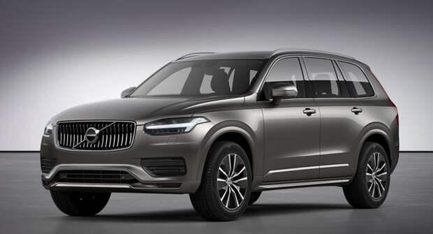 Volvo предоставит внедорожники XC90 для китайского сервиса заказа такси Didi Chuxing