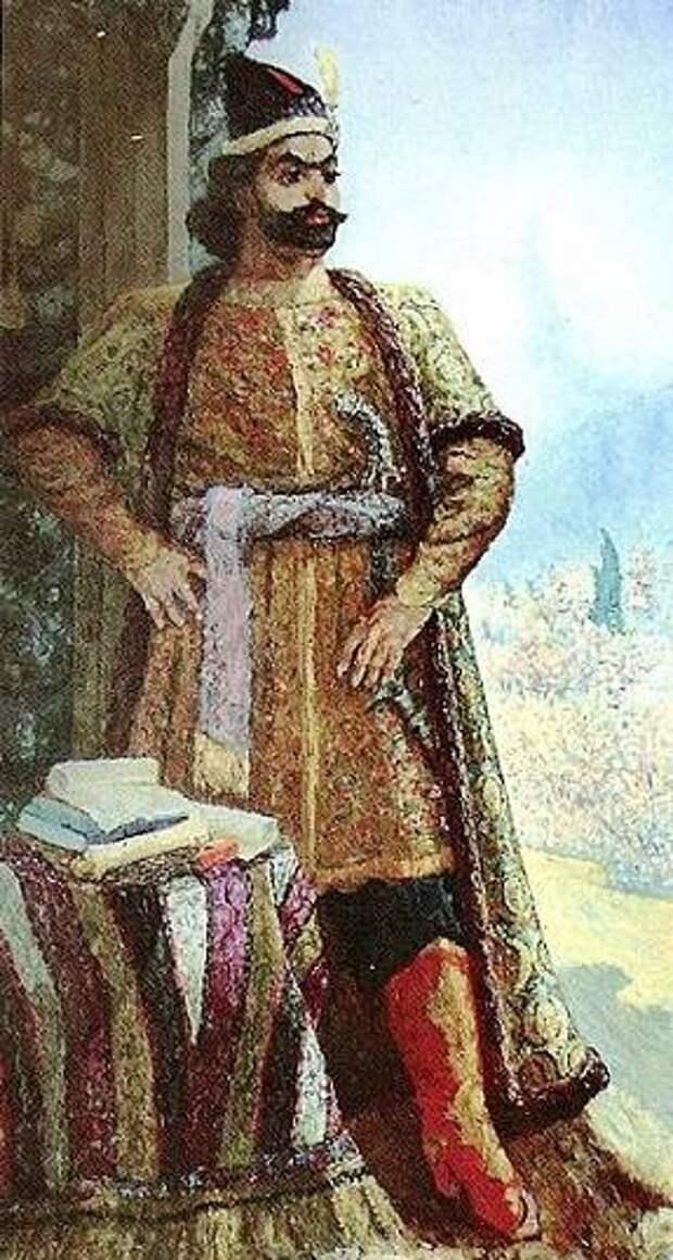 Тути-Бике, воительница Дербента