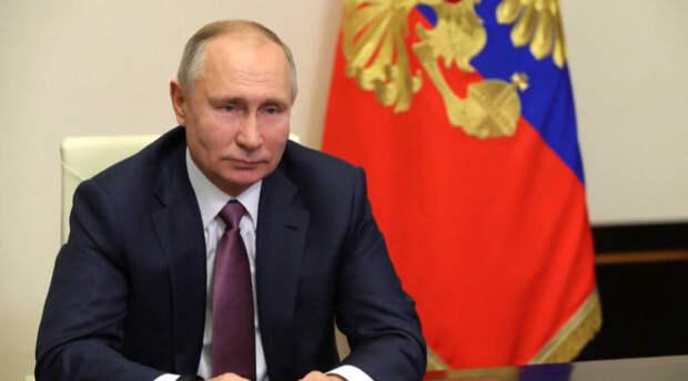 Владимир Путин анонсировал запуск в оборот четвертой вакцины от COVID-19