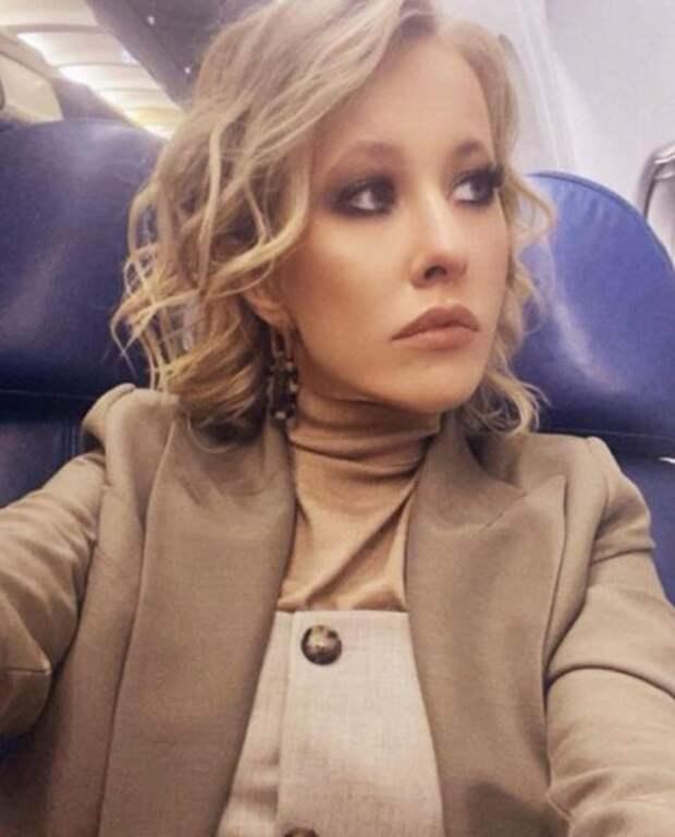 Ксения Собчак прокомментировала слухи о своем втором гражданстве