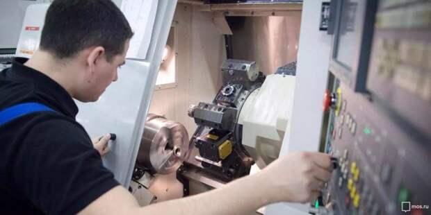 Собянин осмотрел инновационное производство эндопротезов в Москве фото: mos.ru