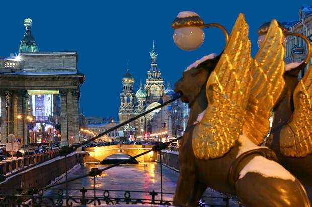 Петербург занял третье место в рейтинге коротких путешествий