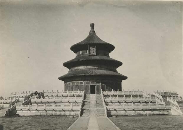 Редчайшие кадры Китая времён династии Цин: природа, люди, города безвозвратно ушедшей эпохи 25