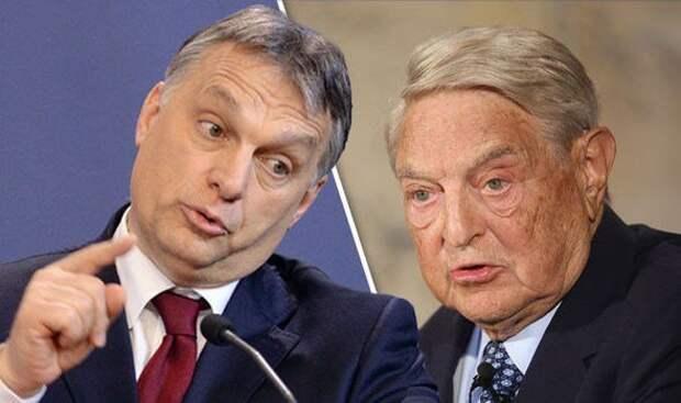Владимир Карасёв: Орбан против Сороса