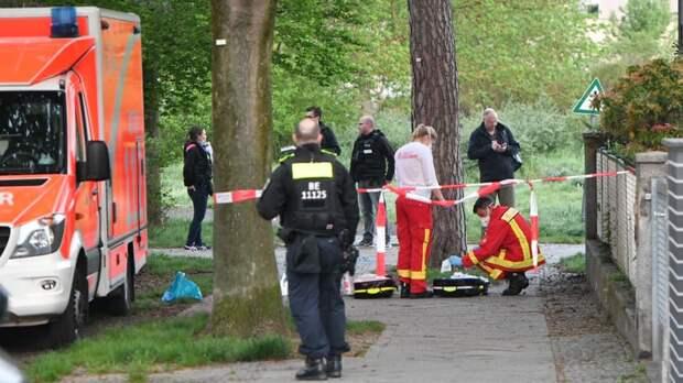 Убийство в Берлине: преступник в бегах