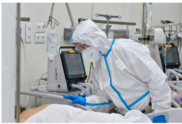 Российские вирусологи предсказали ослабление COVID-19