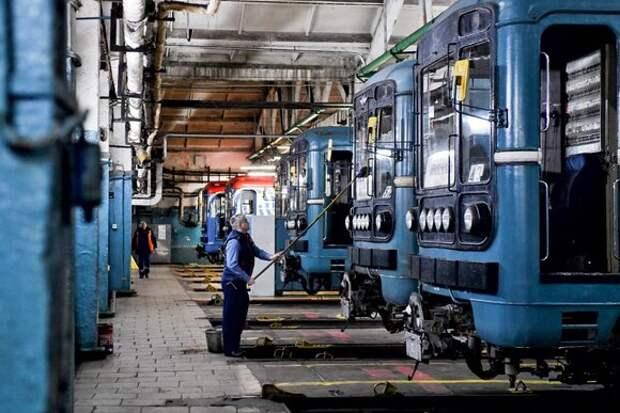 Электродепо «Владыкино» расширят в ходе реконструкции