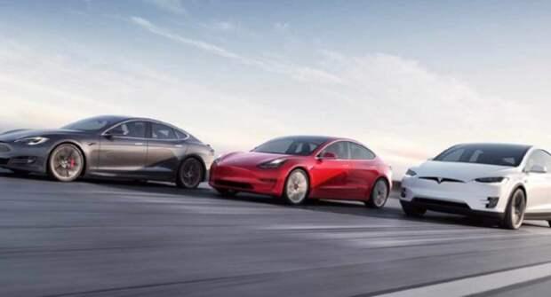 Автобренд Tesla снова увеличивает цены на Model 3 и Model Y