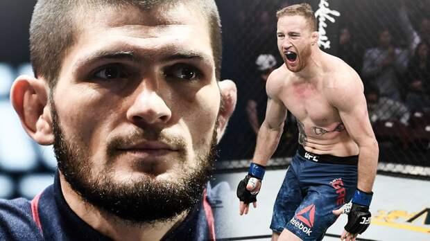Хабиб - Гейджи: что нужно знать о чемпионском бое UFC