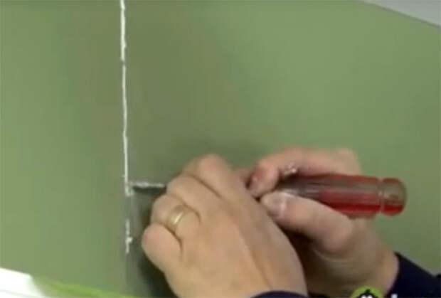 Советы по ремонту: как заделать трещины в стене