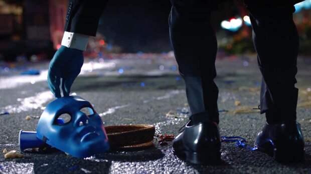 «Хранители»: Расплескалась синева