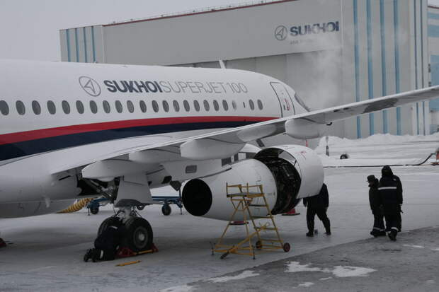 МАК не будет участвовать в сертификации двигателей SSJ-100 для Китая — вице-президент ОАК