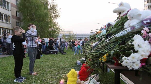 Врач рассказал о состоянии пострадавших при стрельбе в школе в Казани