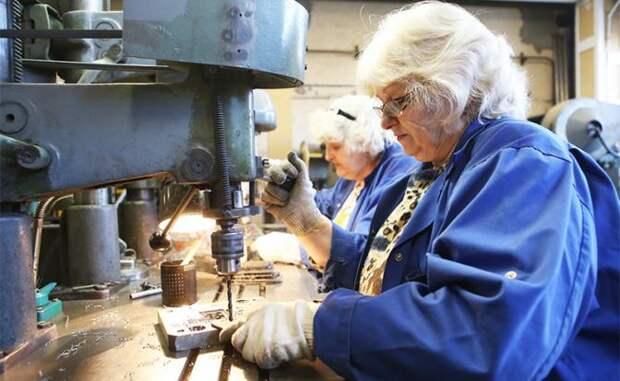 Ожидаемый итог пенсионной реформы: Ценные кадры становятся отбросами общества