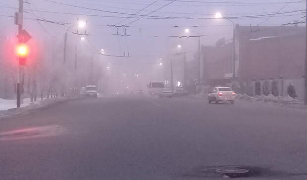 Надорогах вОренбургской области из-за тумана ухудшится видимость