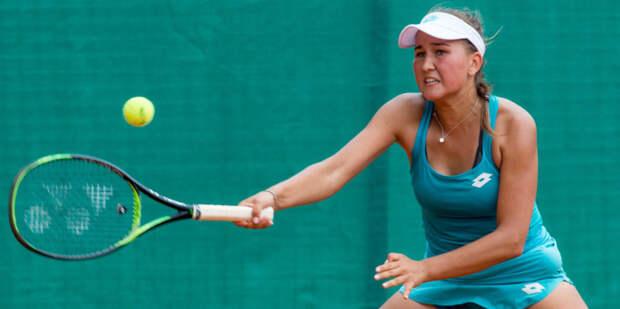 Рахимова победила Гасанову и вышла в основную сетку турнира в Белграде