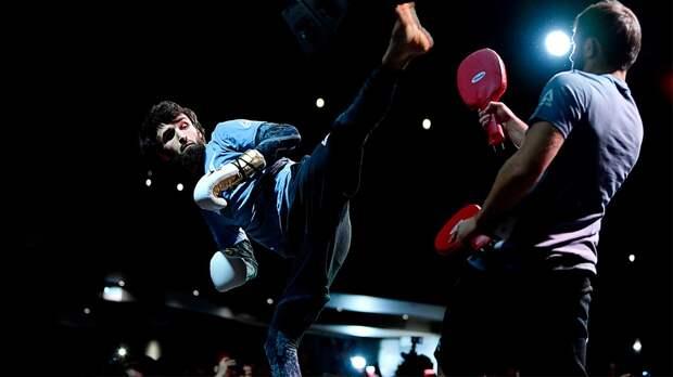 «Увезу победу вСША!» Счего начался UFC вМоскве