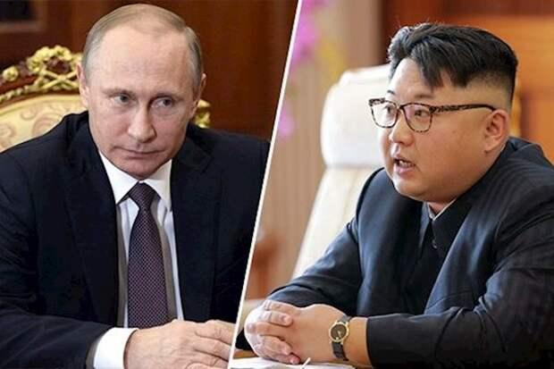 Стало известно, когда Путин встретится с Ким Чен Ыном