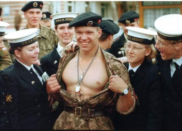 Русские моряки против американцев: исход «битвы» был предрешен