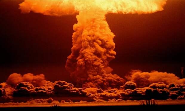 4000 лет назад уже была ядерная война