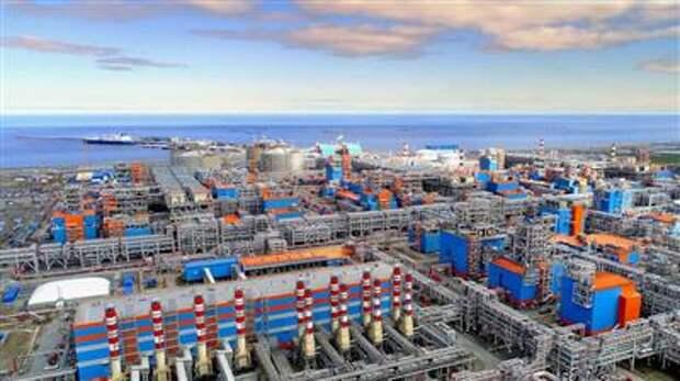 """""""НОВАТЭК"""" и Zhejiang Energy подписали базовые условия соглашения по поставкам СПГ"""