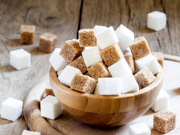 Ты мой сладкий: ложка сахара в день спасает от слабоумия