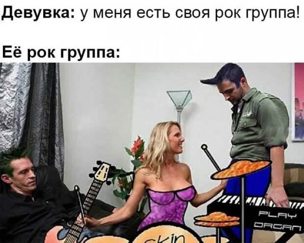 Странный и черный юмор (22 фото)