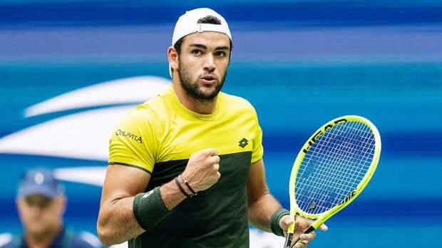 Берреттини вышел в финал турнира в Мадриде, где сыграет со Зверевым