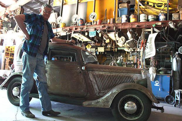 Карликовые автомобили Эрни Адамса авто, прикол, своими руками, факты