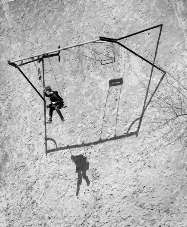 3 место в номинации «Фотографа года» среди любителей, 2020. «Аэронавт». Автор Роман Дадиомов