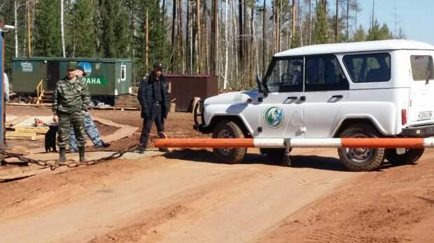 Особый противопожарный режим введен на территории всей Иркутской области с 17 мая