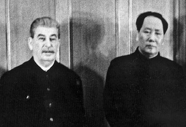 Какие советские земли Мао Цзэдун хотел сделать территорией Китая