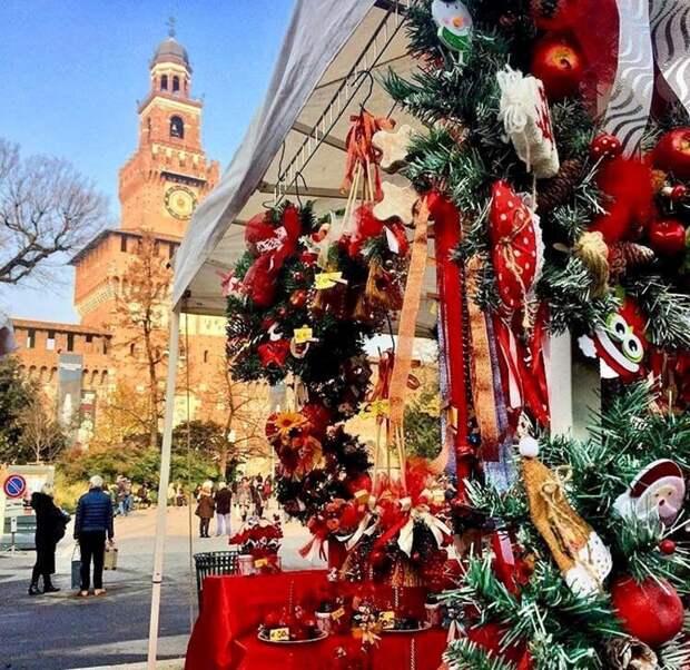 Магия Рождества в Ломбардии: куда поехать на праздники?