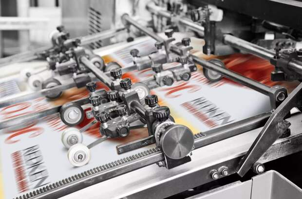 Почему услуги типографии - это двигатель торговли