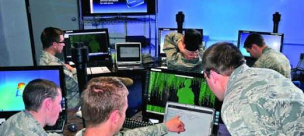 Украина хочет присоединиться к учениям Пентагона Cyber Flag