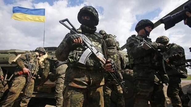 Украинская армия лишилась 70 тысяч военных, заявил генерал