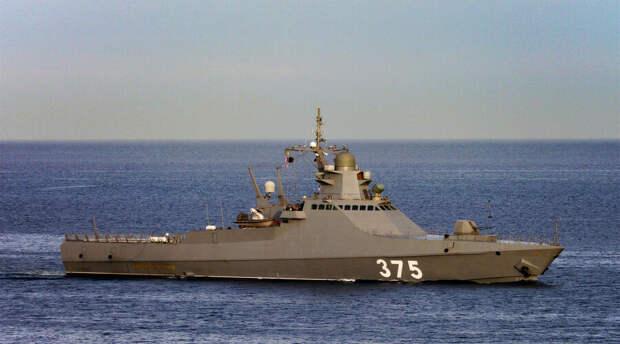 Не спи матрос: Черноморский флот в ожидании выкрутасов британского кораблся