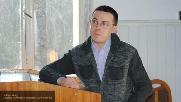 Львовский телеведущий Дроздов считает украинцев «испорченными технологиями Кремля»