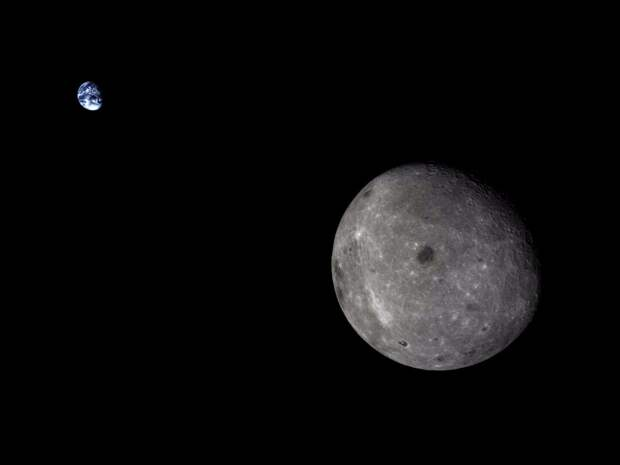 Самые знаковые фотографии Земли, сделанные из космоса